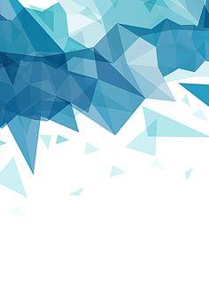 Blue geometric triangle background Powerpoint Background Design, Background Design Vector, Background Templates, Background Images, Fond Design, Interior Design Presentation, Triangle Background, Triangle Design, Paper Artwork