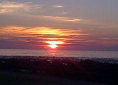 Sunset in Melkbosstrand