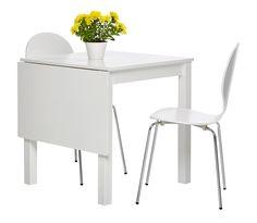 APILA-klaffipöytä ja 2 ROMEO-tuolia