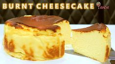 [ENGSUB] 巴斯克焦香芝士蛋糕|顺滑柔软,溶在嘴里Basque Burnt Cheesecake Recipe|Super Soft and Smooth, melt in your mouth - YouTube Cheesecake Cupcakes, Cheesecake Recipes, Cake Cookies, Cupcake Cakes, No Bake Desserts, Baking Desserts, Cake With Cream Cheese, Baking And Pastry, Holiday Cakes