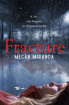 Fracture - Megan Miranda - I was completely absorbed in this shockingly sinister, chilling story from start to finish. Very much looking forward to the release of Megan Miranda's second novel, HYSTERIA, 2013, and VENGEANCE, a companion sequel to FRACTURE, in 2014.