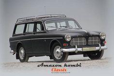 Volvo Amazon Kombi For Sale (1965)