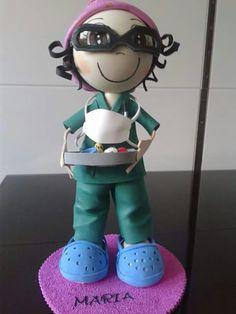 Fofoha enfermera