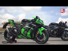 Test Kawasaki Ninja 2016 Zx-10R - REDLive