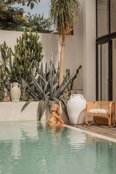 Villa JOJU- THE PERFECT FAMILY VILLA | Bali Interiors Architecture Design, Amazing Architecture, Small Villa, Bali Fashion, Beautiful Villas, Swimming Pools, Building A House, Tropical, The Incredibles