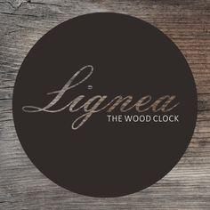Lignea Clock, the wood clock