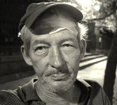 Tony is fighting cancer on the streets. Hospital's keep releasing him back to homelessness.