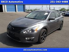 2015 Nissan Altima $14950 http://www.CARSINMOBILE.NET/inventory/view/9855765