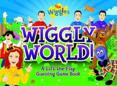 The Wiggles - Wiggly World! | Board Books | ABC Shop