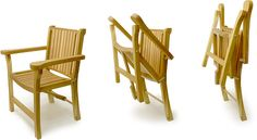 Wooden Chairs Plans Free | Folding Chair Plan by Lee Valley - Lee Valley Tools
