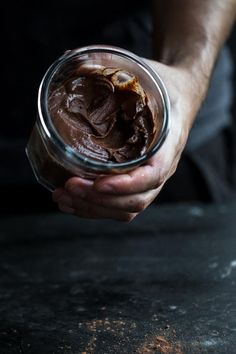Raw Cacao Fudge Frosting