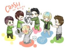 B.A.P from Crash era feat. Brownie