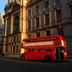 The Routemaster Double Decker Bus