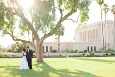 mesa temple wedding pictures -