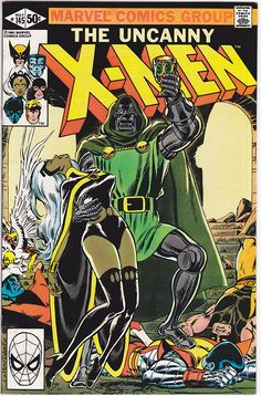"Uncanny X-Men #145 (May 1981) ""Kidnapped!""  Art by Dave Cockrum & Joe Rubinstein  Story by Chris Claremont"
