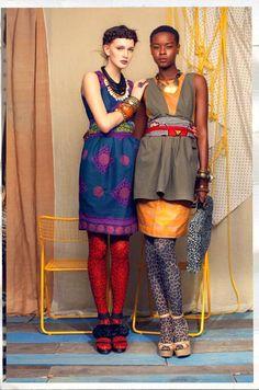Suno Fall 2009 Look Book