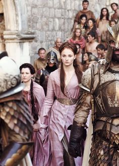 Sansa Stark ~ Game of Thrones...want more GoT pics? Follow the Group board on my profile! :)