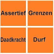 Assertief; Durf Daadkrachtig je Grenzen aan te geven   www.elsdrost.nl