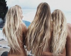 Beach Hair :: Natural Waves :: Brunette + Blonde :: Summer Highlights :: Messy Manes :: Long Locks :: Discover more DIY Easy Hairstyle Photography + Style Inspiration Hair Inspo, Hair Inspiration, Beachy Hair, How To Lighten Hair, Messy Hairstyles, Latest Hairstyles, Hair Day, Gorgeous Hair, Hair Goals