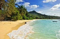 Anse Marie Louise, Mahe #Seychellen #Urlaub #Strand #Seychelles #beach