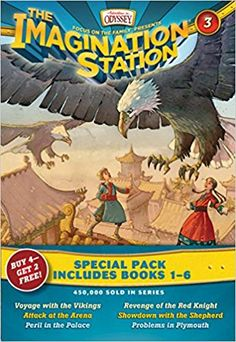 PDF Free Imagination Station Special Pack, Books (AIO Imagination Station Books), Author : Marianne Hering, Paul McCusker, et al. Adventures In Odyssey, Red Knight, Imagination Station, Magic Treehouse, Family Presents, The Shepherd, Free Pdf Books, Chapter Books, Book Photography