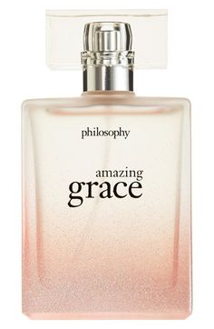 philosophy 'amazing grace' special edition eau de parfum (Limited Edition) available at #Nordstrom