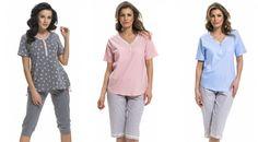 Женские пижамы ТМ DobraNocka из мягкого натурального хлопка. Состав - 100% хлопок, размеры от S до XL.   Все модели и размеры - http://relish.com.ua/index.php/cat/66/filter_id/33