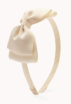 Femme Ribbon Bow Headband | FOREVER 21 - 1040495601