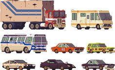 Great Examples Pixel Art Sprite Animations