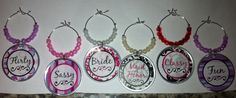 Stagette Wine Charms Wine Charms, Best Part Of Me, Groomsmen, Party Time, Parties, Charmed, Bridesmaid, Wedding Ideas, Fun