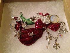 Kirks Folly Santa's Dream Pin