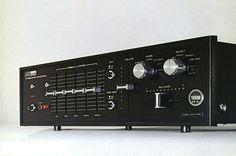 HI-FI Vintage 1971 JVC NIVICO MCA-104Z Stéréo Integrated AMPLIFIER 2 x 50w