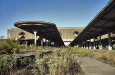 Abandoned Train station - no longer in use. #Revolution