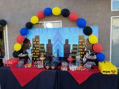 Batman VS Superman Birthday Party Ideas | Photo 1 of 5
