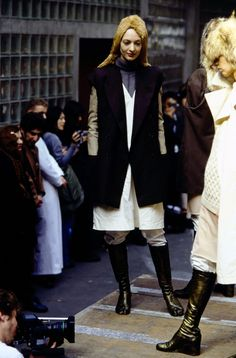 Maison Margiela Fall 1997 Ready-to-Wear Collection Photos - Vogue