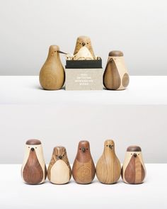 """The Re-turned project by Lars Beller Fjetland """"elevates leftover wood from being merely a ignored piece of trash to becoming a desired piece of feel-good woodcraft."""""""