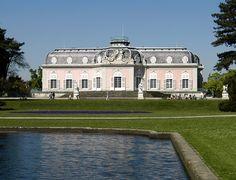 Schloss Benrath liegt im Süden von Düsseldorf, © Düsseldorf Marketing & Tourismus GmbH