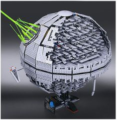For SALE !!!Lepin-Death Star II 10143 Star Wars UCS 3449 Pcs  #lepin #movie #sale #toys #xingbao #freeshipping #factory  #lepinfactory #starwars #games #aliexpress #legobrickslovers  #lepinlovers #solopreneurs #collectors #artists #lepincreator #lepinassembly #bricks #lepintoys #lepinstagram #lepincollections #newmillenniumfalcon #spaceship #lepinblocks #ship #PiratesOfTheCaribbean #pirates #starwars