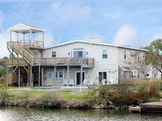 Sandbridge Beach - Bay / Canal Vacation Home / Siebert Realty / Virginia Beach, VA  - Sea la Vie -- 2904 Wood Duck Drive