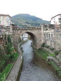 Rio Deva. Potes (Cantabria)