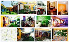 Azul Cielo, Oaxaca, Mexico. Type: Hostel Address: Artega 608, Entre Gonzales Ortega y Manuel Doblado, 68000, Oaxaca, Mexico. Contact Details: Telephone: +55 951 205...