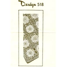 Mail Order Crochet Pattern for a Daisy Medallion Square Afghan - Laura Wheeler 518