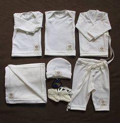 Gift Pack - perfect for baby showers! 100% premium New Zealand merino wool