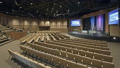 contemporary worship blueprints | Innovative Church Buildings in America | churchrelevance.com