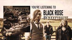 Kryptonite - Black Rose (Official Audio)