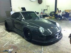 RAUH Welt-BEGRIFF(RWB)-Porsche 993