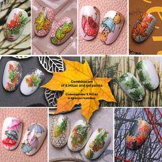 Nails Design Fall Thanksgiving 52 Ideas For 2019 Fall Nail Art, Autumn Nails, Winter Nails, Seasonal Nails, Holiday Nails, Nail Art Wheel, Thanksgiving Nails, Thanksgiving Ideas, Nail Art Supplies