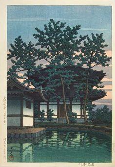 """""""Kikoji Temple, Nara"""""""