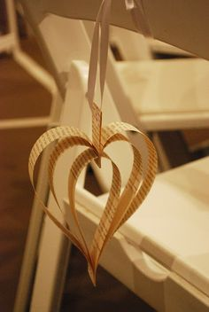 cute heart decoration