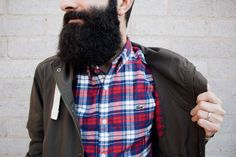New Darlings - @lacoste - Menswear Plaid